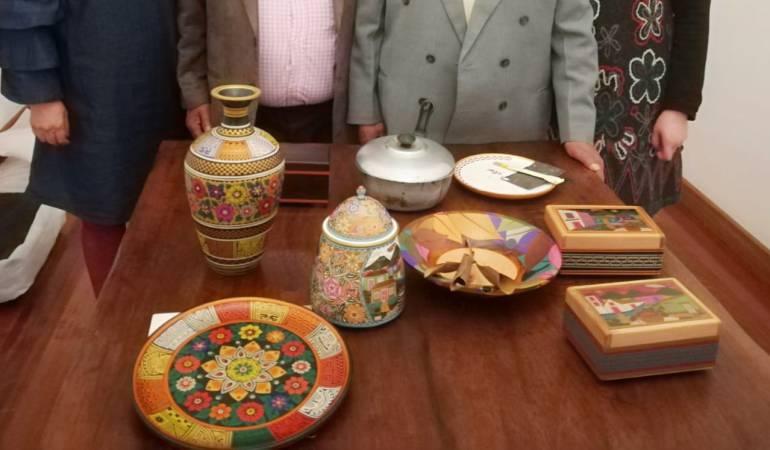 Barniz de Pasto Patrimonio Cultural: Barniz de Pasto en la lista de Patrimonio Cultural Nacional
