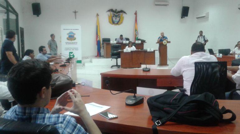 Concejo de Barranquilla escogerá contralor encargado: Concejo de Barranquilla escogerá contralor encargado