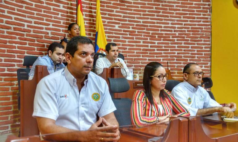 Concejo de Cartagena: Concejo de Cartagena aprueba más de 31 mil millones para red hospitalaria