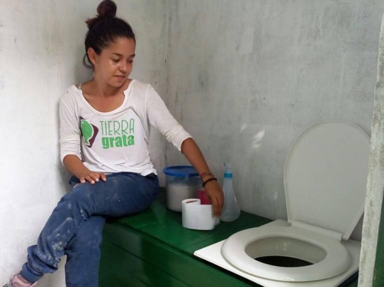 Gambote Bolívar: Fundación Tierra Grata instala sanitarios ecológicos a indígenas de Gambote