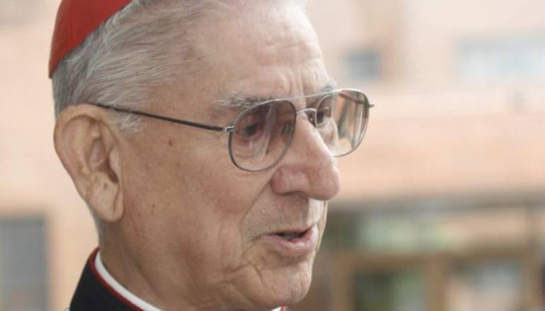 Cardenal Darío Castrillón Hoyos descansará en Medellín