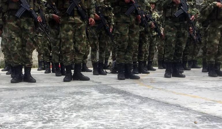 Ataque a patrulla: Desconocidos atacaron una patrulla del Ejército en Caloto-Cauca