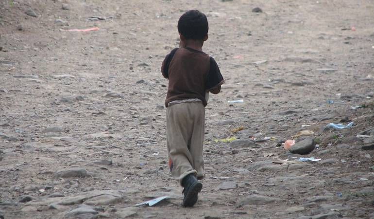 Desnutrición de niños en Bogotá: Desnutrición de niños no aumentó, los casos se hicieron visibles: Alcaldía
