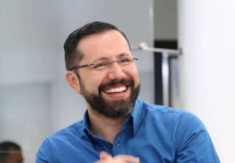 Renunció Jaime Beltrán política alcaldía Bucaramanga: Renunció a su curul el concejal Jaime Beltrán