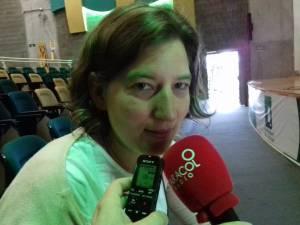 Claire Lauanay Gama Directora de Movilización e Incidencia de Transparencia por Colombia
