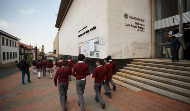 Bibliotecas de Bogotá: Se refuerza la seguridad en Bibliotecas públicas de Bogotá