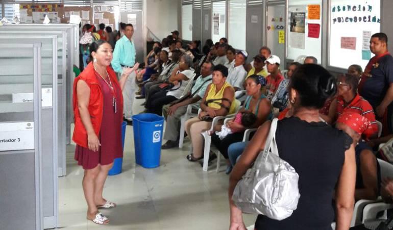Punto de atención a víctimas en Cartagena amplía horario de atención