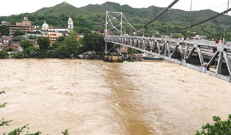 Comienza a descender el nivel del río Magdalena en Tolima