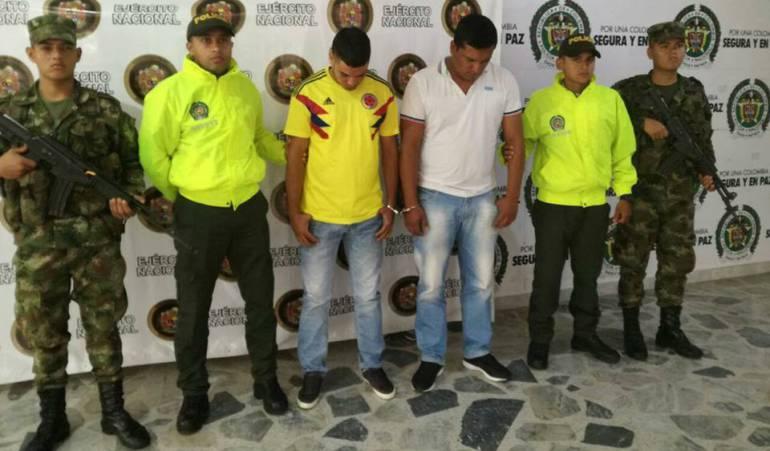 Capturan integrantes de banda de fleteros implicados en hurtos en Ibagué
