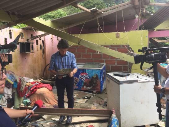 Puerto Valdivia: Gobernación pide que Puerto Valdivia sea reubicado