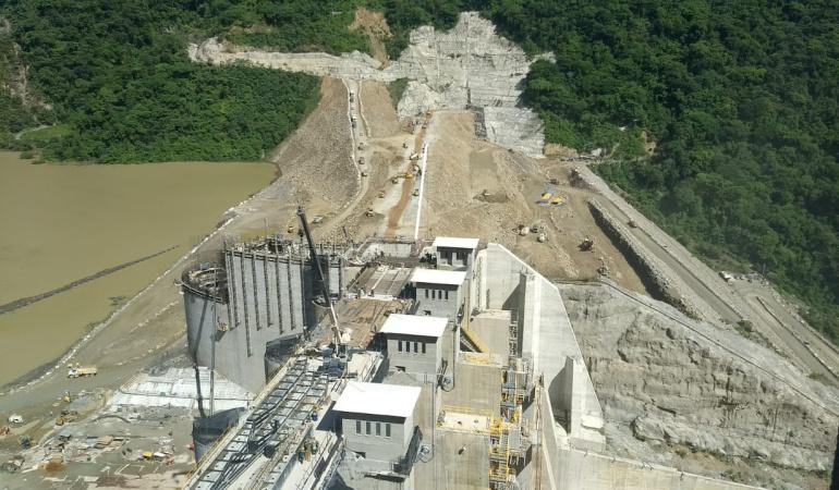 Emergencia Hidroituango: EPM busca controlar leve filtración de agua en Hidroituango
