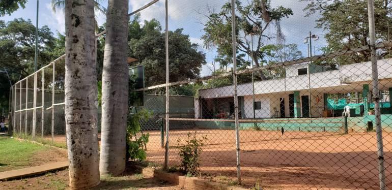 BUCARAMANGA PARQUE DE LOS NIÑOS URBANISMO TENIS: Avanza proceso para recuperar canchas de tenis del parque de los Niños
