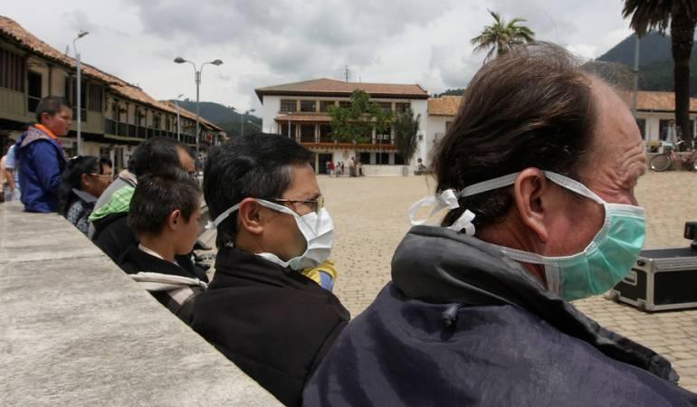Paciente con H1N1 requiere UCI de aislamiento de Respiratorio: Ya van seis las personas diagnosticadas con H1N1 en Santander