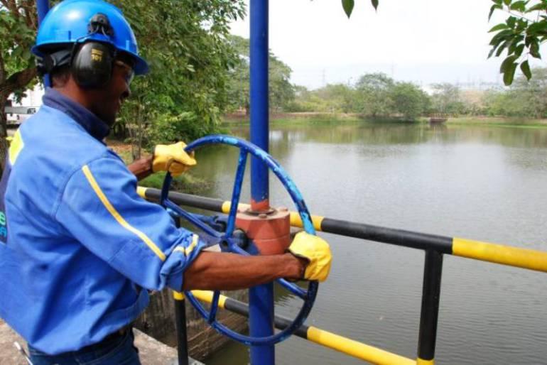 Este jueves se va el agua en toda Cartagena