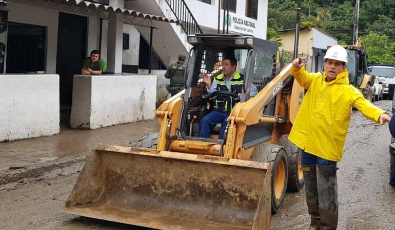 Ibagué: Comienza a restablecerse servicio de agua en Ibagué