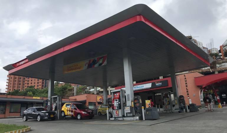 Aumento de combustible, transporte, Ministerio de Minas y Energía: Gasolina incrementa en 15 ciudades del país,en Manizales subió 161 pesos
