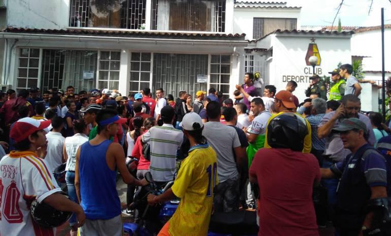 final Nacional vs. Tolima: Hinchas pijaos confían en un triunfo en Ibagué