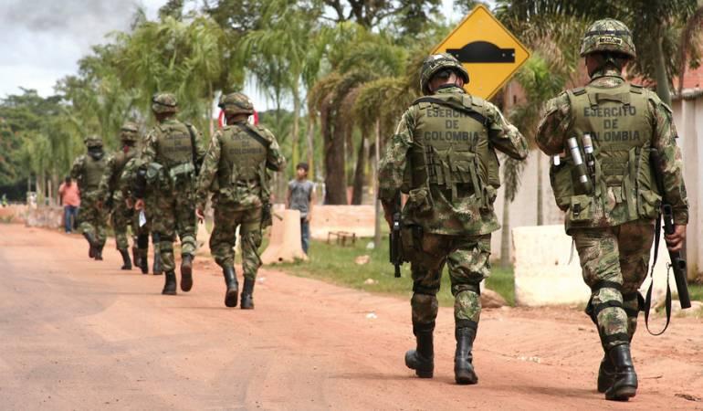 Toque de Queda: Implementan toque de queda en Policarpa ante incremento de muertes violenta