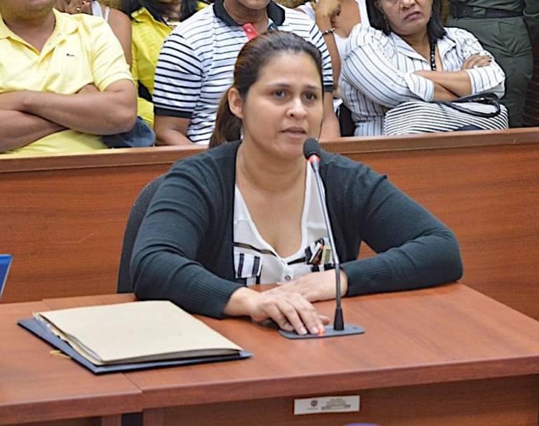 Proceso contra Dayana Jassir permanecerá en Barranquilla