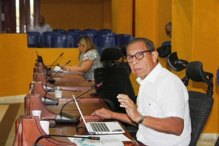 Concejo de Cartagena busca realizar un análisis técnico de la crisis social: Concejo de Cartagena busca realizar un análisis técnico de la crisis social