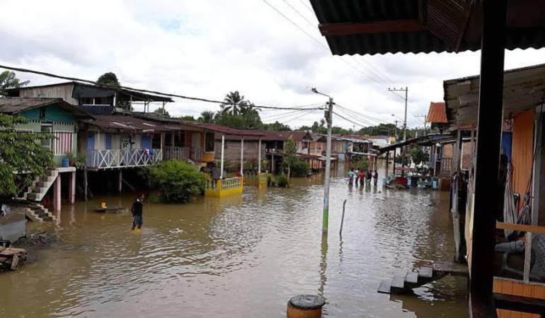 """temporada de lluvias Colombia: Fabián Lora: """"Alcaldes pudieron evitar estragos del invierno en Córdoba"""""""