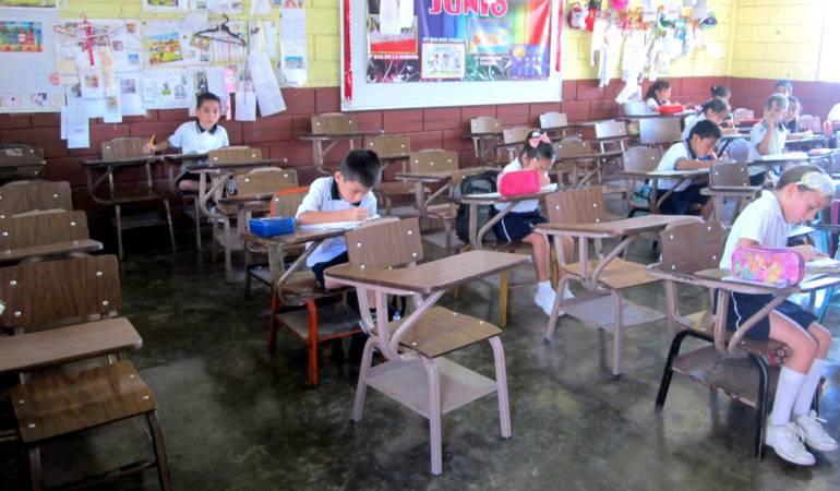 Decersión escolar: En Pereira hay al menos 3.000 estudiantes que son potencialmente desertores