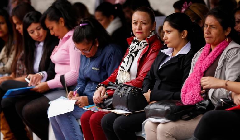 Empleo a Mujeres: Veeduría hace un llamado para incentivar el empleo a mujeres en Bogotá