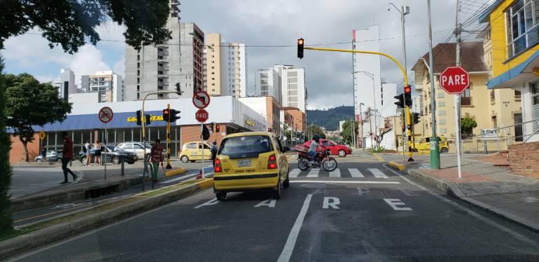 BUCARAMANGA CARROS MOTOS TRÁFICO AMBIENTE: El día antes del mundial Rusia 2018 no circularán carros en Bucaramanga