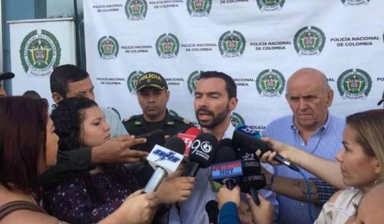Andres Villamizar: Nombran a Andrés Villamizar como nuevo Secretario de Seguridad de Cali