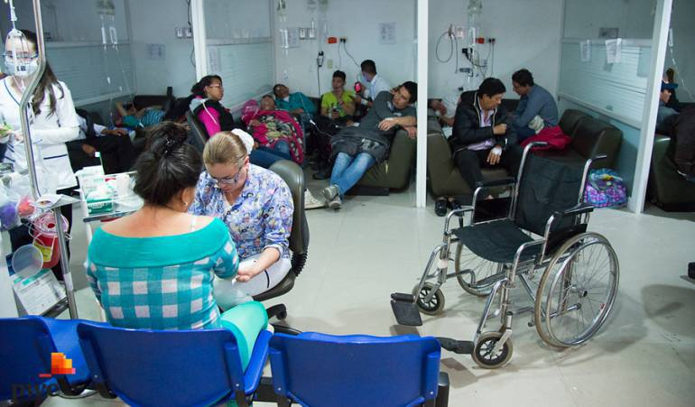 Denuncias Personería de Pereira: Personería de Pereira recibe al día 30 denuncias por mala atención médica