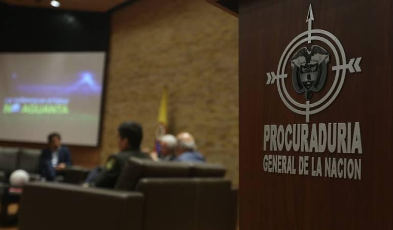 Procuraduría abrió investigación al Contralor de Boyacá por viaje a Panamá: Procuraduría abrió investigación al Contralor de Boyacá por viaje a Panamá
