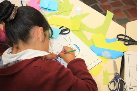 Bibliotecas Bogotá: Biblioteca de la Universidad Externado inaugura un nuevo espacio infantil