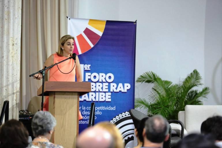 """Foro RAP Caribe: """"Por la competitividad y el desarrollo económico"""": Foro RAP Caribe: """"Por la competitividad y el desarrollo económico"""""""