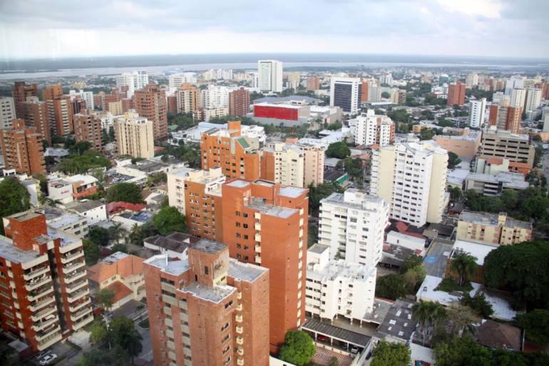 Barranquilla.