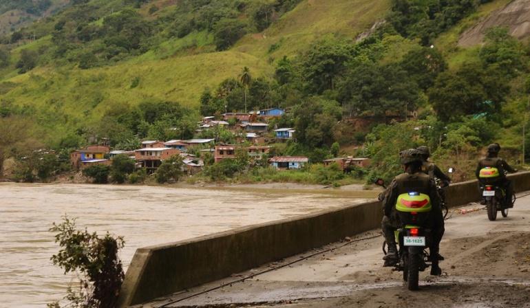 Emergencia Hidroituango: El clima es favorable para buscar soluciones en Hidroituango