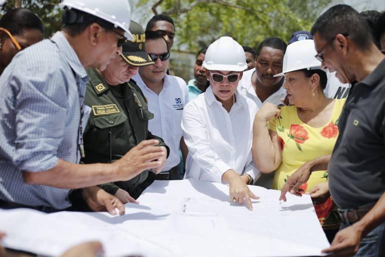 El Pozón tendrá la más grande y moderna Estación de Policía de Cartagena: El Pozón tendrá la más grande y moderna Estación de Policía de Cartagena