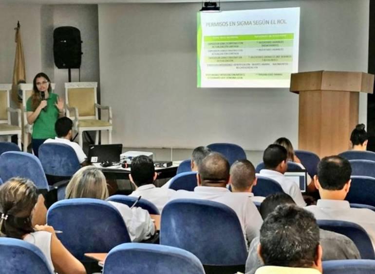 Reunión Regional de Control a la Movilización Animal en Bolívar: Reunión Regional de Control a la Movilización Animal en Bolívar