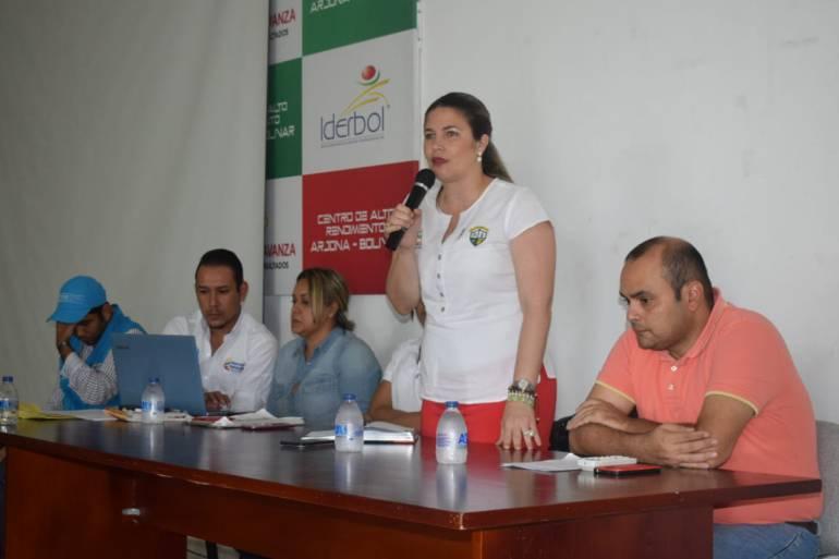 Mejoramientos de vivienda en Arjona, Bolívar, van en un 50%: Mejoramientos de vivienda en Arjona, Bolívar, van en un 50%