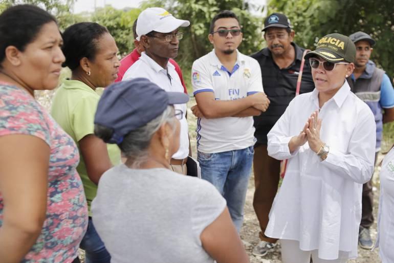 Avances en Estación de Bombeo de aguas residuales en Arroz Barato: Avances en Estación de Bombeo de aguas residuales en Arroz Barato