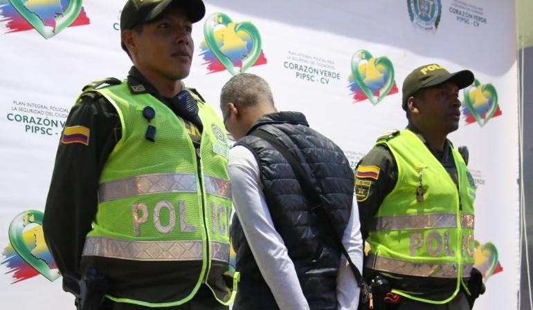 capturas en Manizales, Caldas: Capturan a un hombre en Manizales por suplantación personal