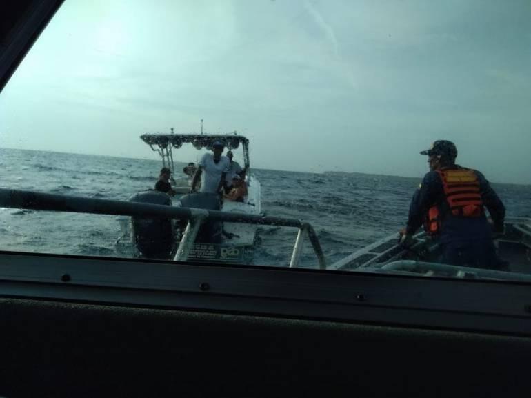 Lancha que naufragó con venezolanos en Cartagena no debía navegar en el mar: Lancha que naufragó con venezolanos en Cartagena no debía navegar en el mar