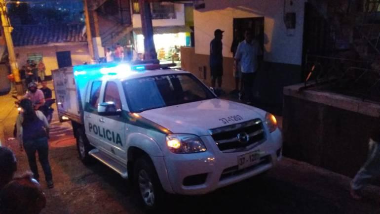 Policía identifica a uno de los responsables de la balacera en Medellín