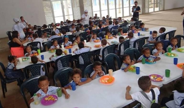 Colegios Distritales Bogot Nuevas Recetas Para Los