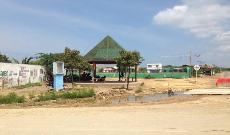 Adjudican alcantarillado para Tierra Baja y Puerto Rey, en Cartagena