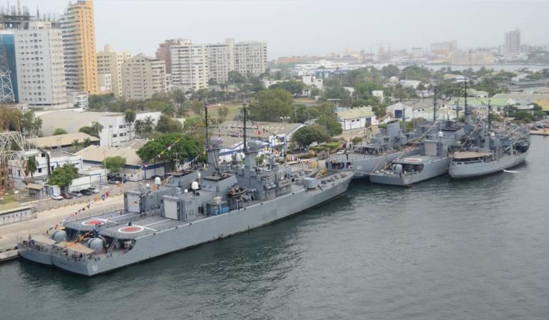 Proponen frente común para evitar que la Base Naval se vaya de Cartagena