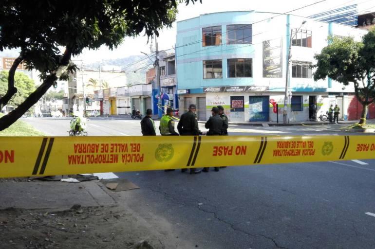 Nueve muertos y doce heridos durante el puente en Antioquia