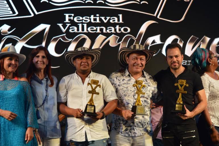 Festival Mar de Acordeones coronó reyes en Santa Marta
