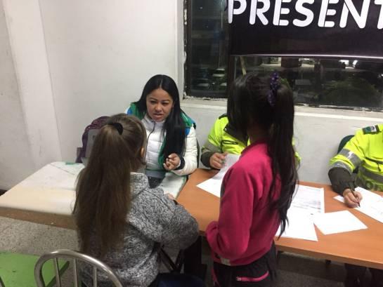 trabajo infantil: Niños venezolanos también trabajan en Corabastos