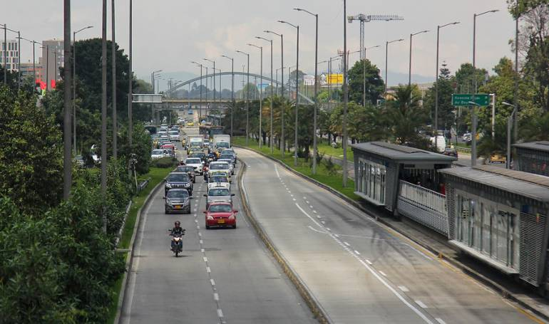 Transmilenio Bogotá: En noviembre se conocerán diseños para Transmilenio por la Avenida 68