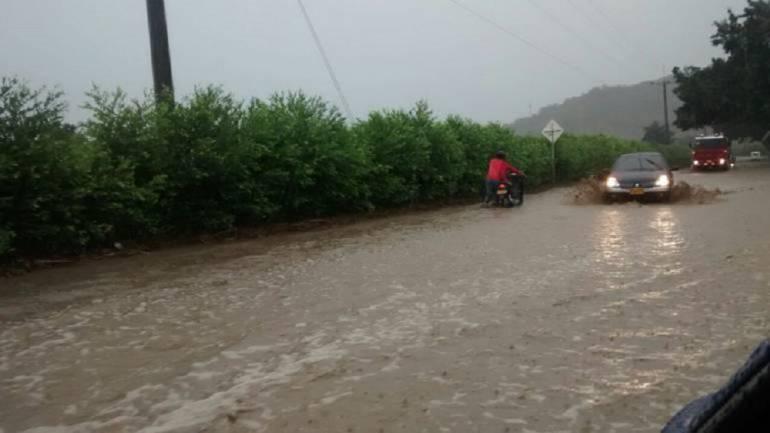 Lluvias en el Valle a junio de 2018: Lluvias afectan 29 municipios en el Valle del Cauca